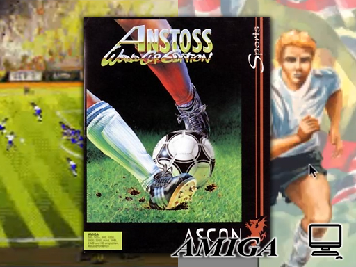 ANSTOSS World Cup Edition / On The Ball World Cup Edition