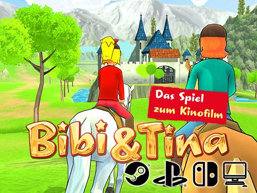 Bibi und Tina - Das Spiel zum Kinofilm