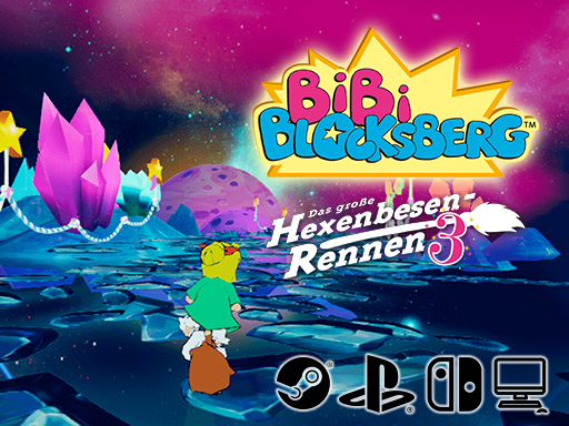 Bibi Blocksberg - Das große Hexenbesenrennen 3