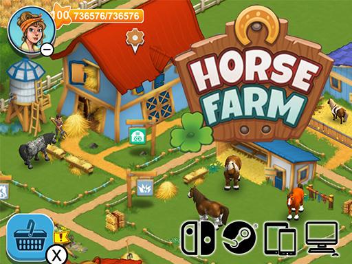 Promo Screenshot Horse Farm upjers GmbH