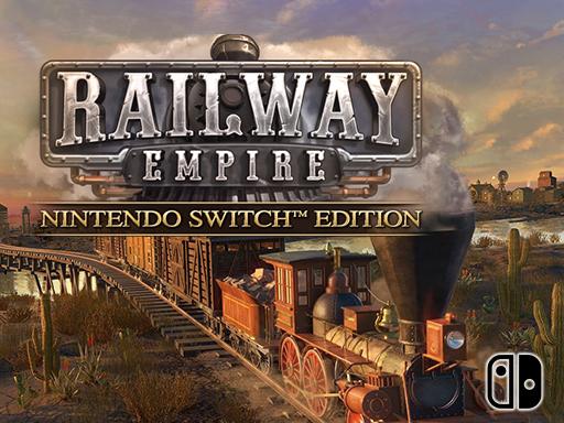 Promo Screenshot Railway Empire - Nintendo Switch(™) Edition Gaming Minds Studios/Kalypso Media