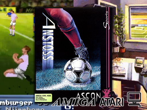 ANSTOSS / On The Ball for Amiga