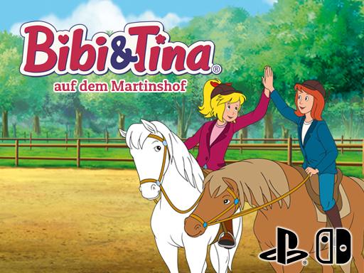 Bibi und Tina auf dem Martinshof