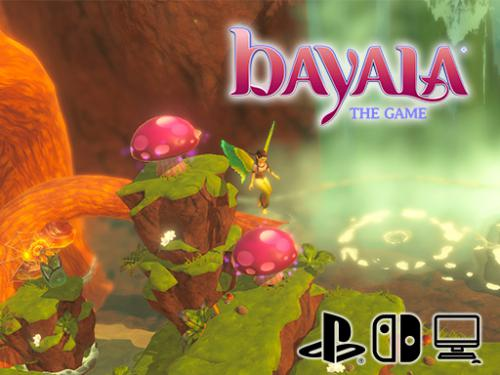 bayala - The Game for Playstation, Switch and PC