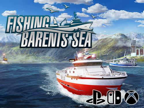 Fishing: Barents Sea for Sony PlayStation, Nintendo Switch and Microsoft Xbox One